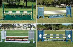 Burlingham Sports 4 Jumps Package