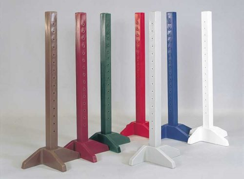 Color is molded into the HDPE
