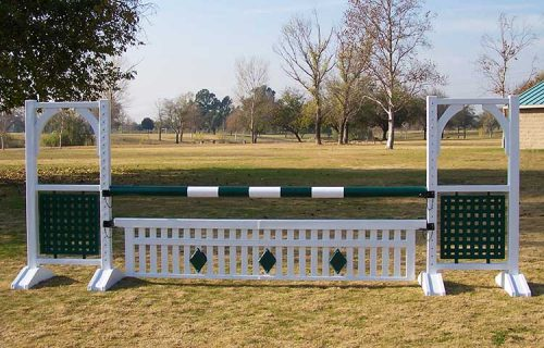 Burlingham Sports Two Tone Gate