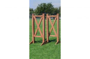 cedar split rail standards