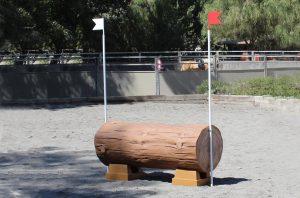 cross country adjustable log