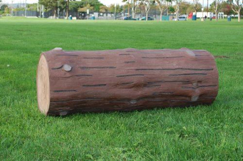 log fill single log