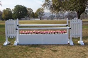 picket fence wall