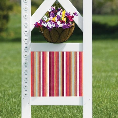 Graphic Panels for PolyPro Hanging Flower Standards