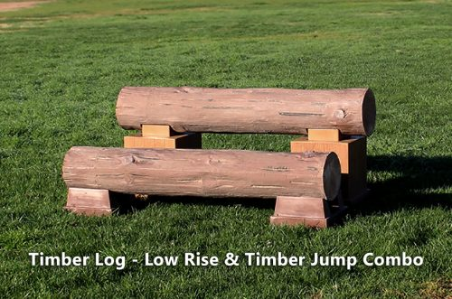 timber jump low rise and timber jump combo