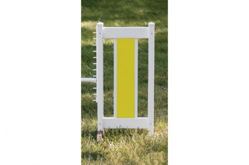 color panel kid jump standard in yellow