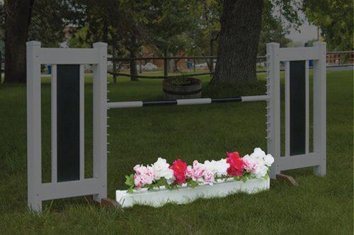 mini walls flower box