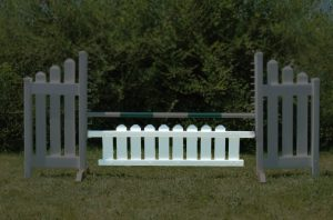 mini picket gate