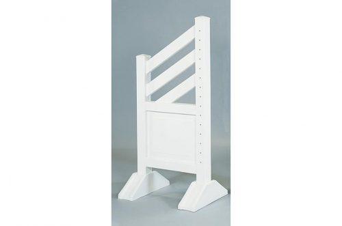 Diagonal Panel 5ft Solid Color Jump Standards
