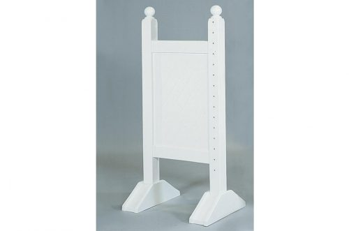 Square Panel 5ft Solid Color Jump Standards