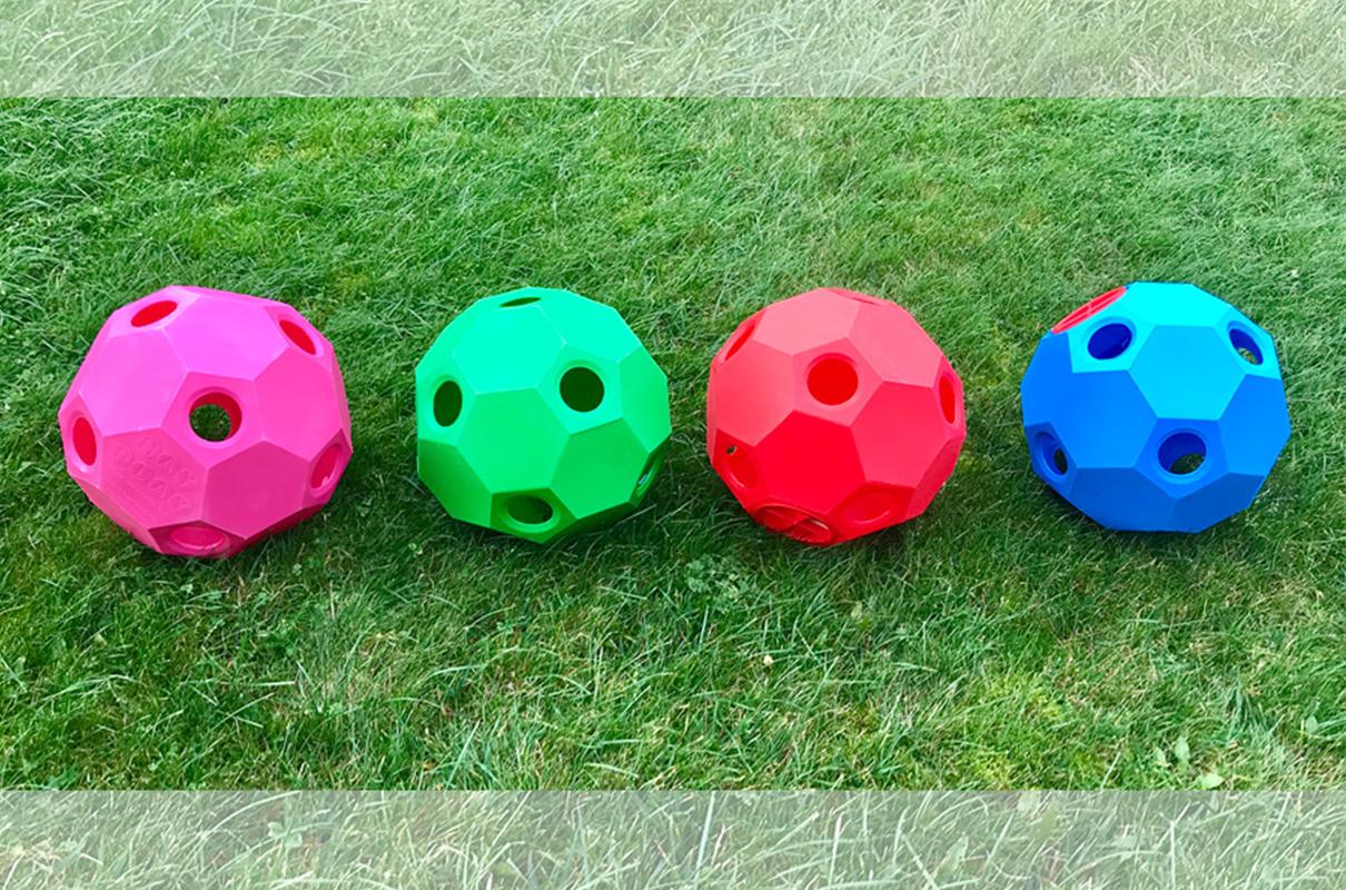 hay play feeder ball