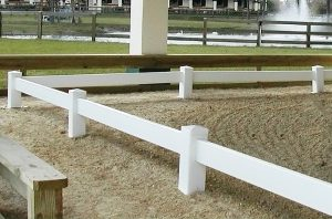 Classic Arena with Post Anchor 20 x 40 Meter