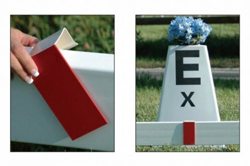letter markers set of 8