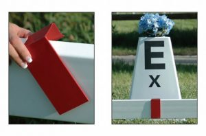 Letter Markers Set of 12