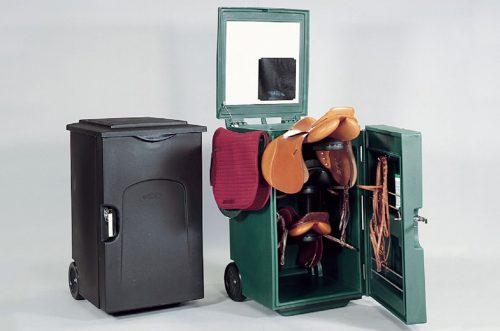 saddle trunk