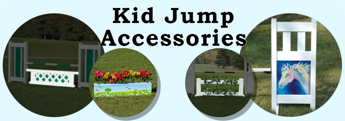 kid jumps accessories