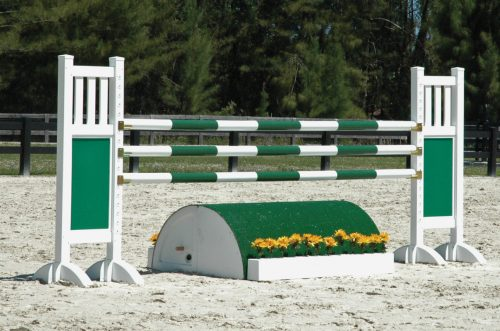 training flower boxes with roll top