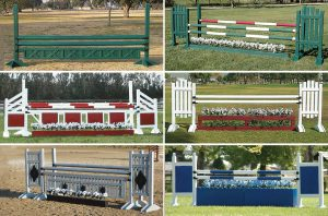 burlingham sports 6 jumps package
