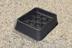 gradual feeder in black