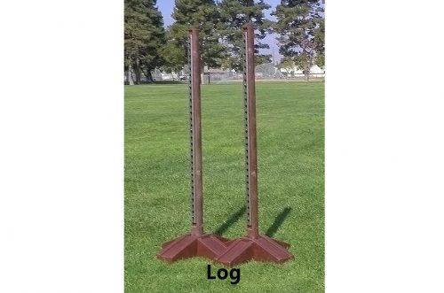 6ft natures post standards log