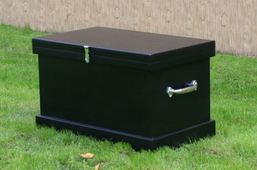 starter trunk in black