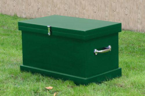 starter trunk in green