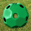 hay ball feeder green