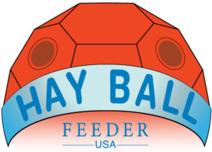hay ball feeder logo