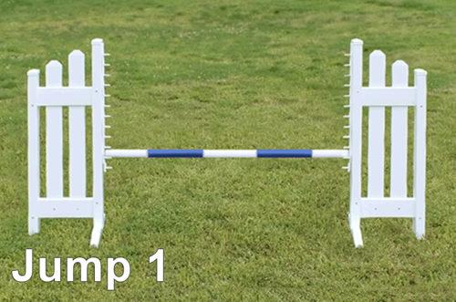 skinny picket jump 1