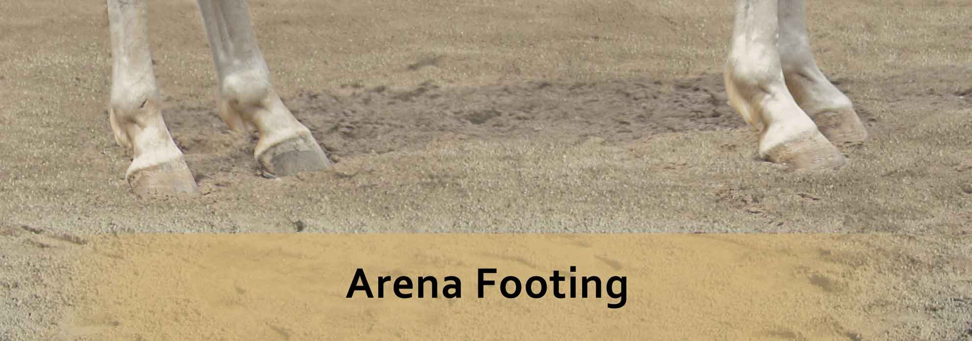arena footing