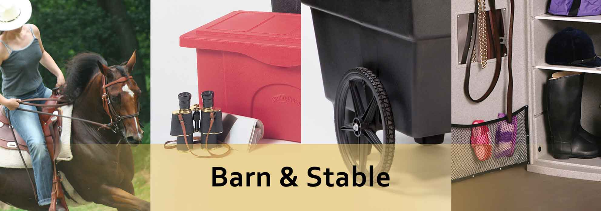 barn and stable equipment
