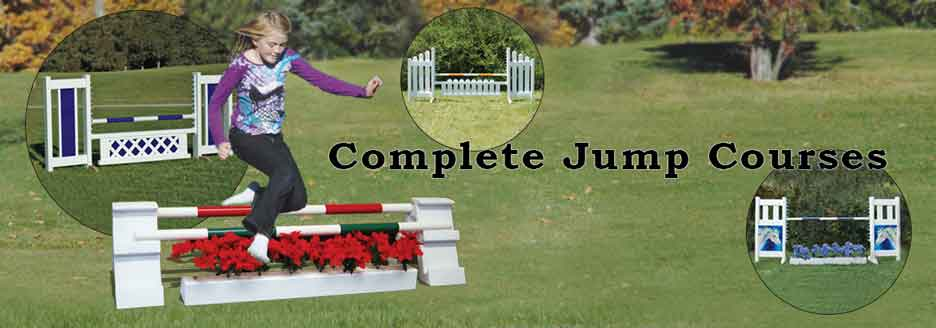 complete jump courses