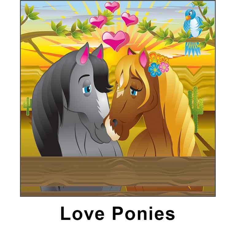 love ponies