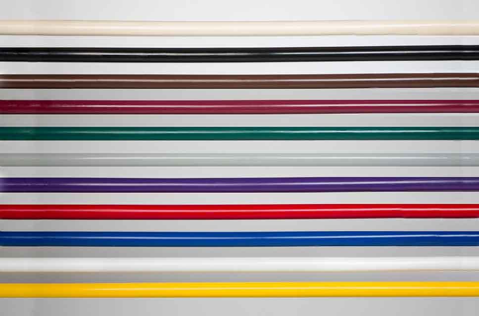 polywrap perfect poles solid color jump poles