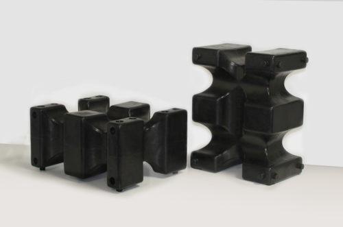 riser max jump block pair in black