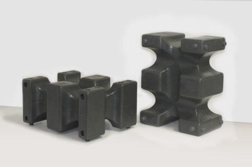 riser max jump block pair in grey