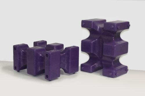 riser max jump block pair in purple