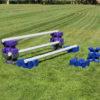 riser max jump blocks 3 pair purple and blue